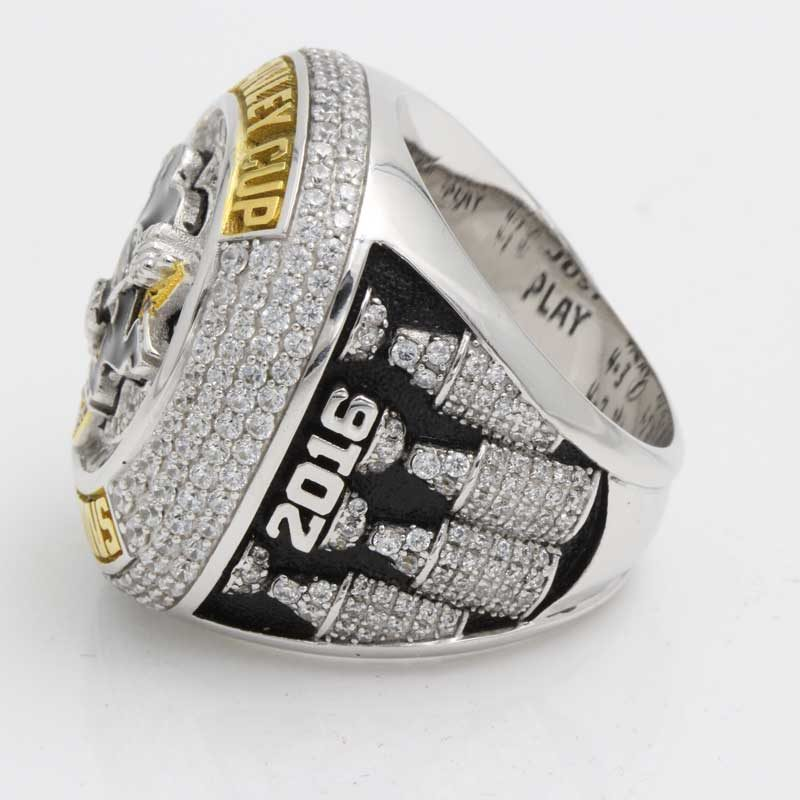 2016 penguins championship ring