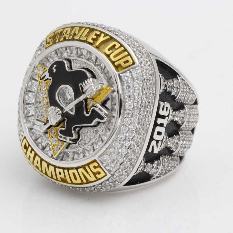 2016 penguins stanley cup ring