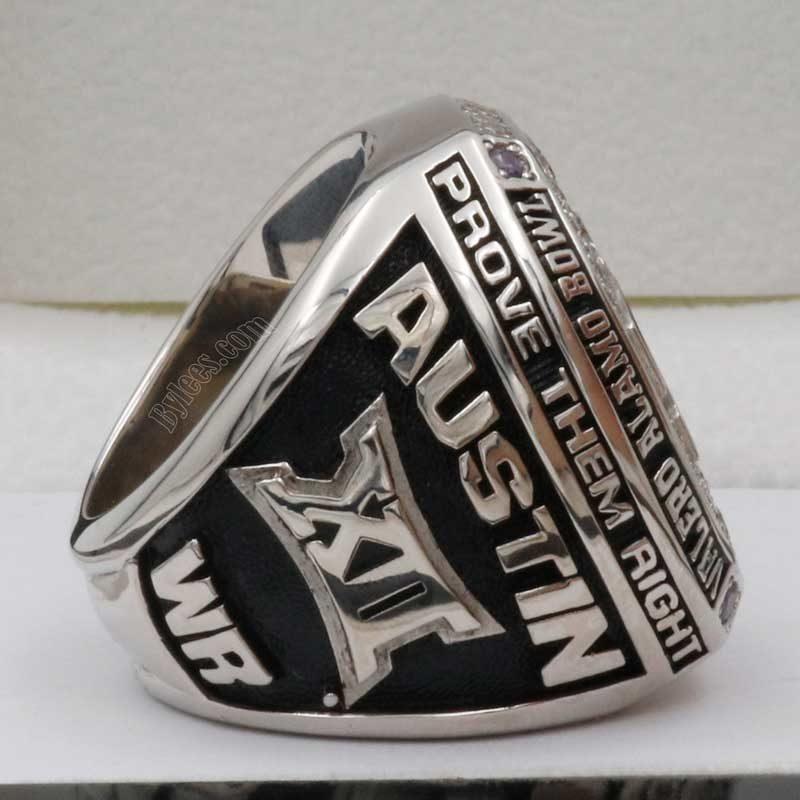 2016 Alamo Bowl Ring