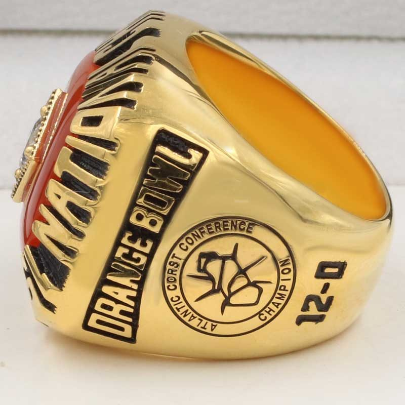 1981 college football national Championship Ring