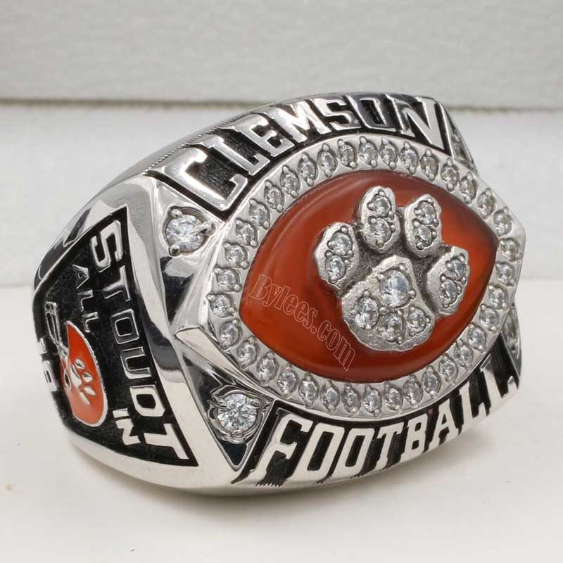 2014 Clemson Russell Athletic Bowl Championship Ring