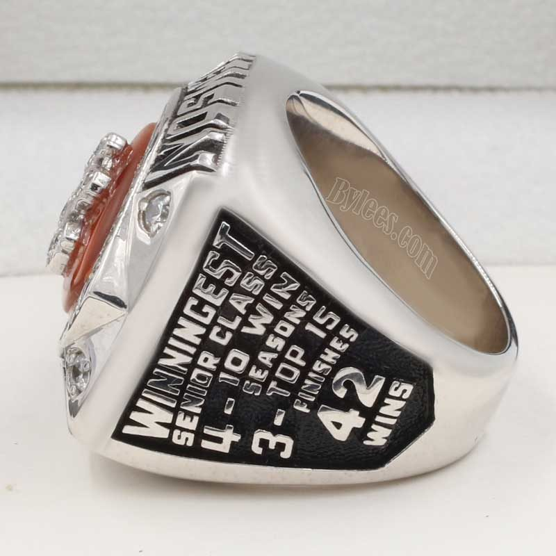 Clemson Tigers Russell Athletic Bowl Championship Ring 2014