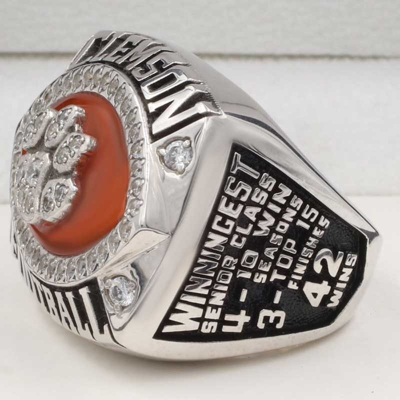 Clemson Tiger 2014 Russell Athletic Bowl Championship ring