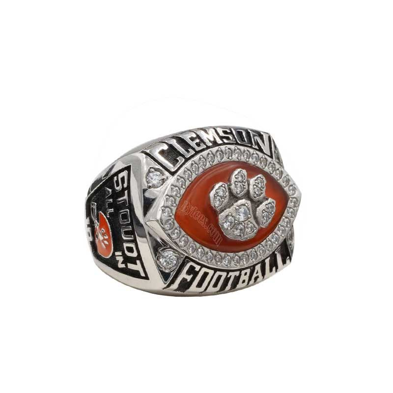 rings p acc championship ring ncaa football tigers clemson