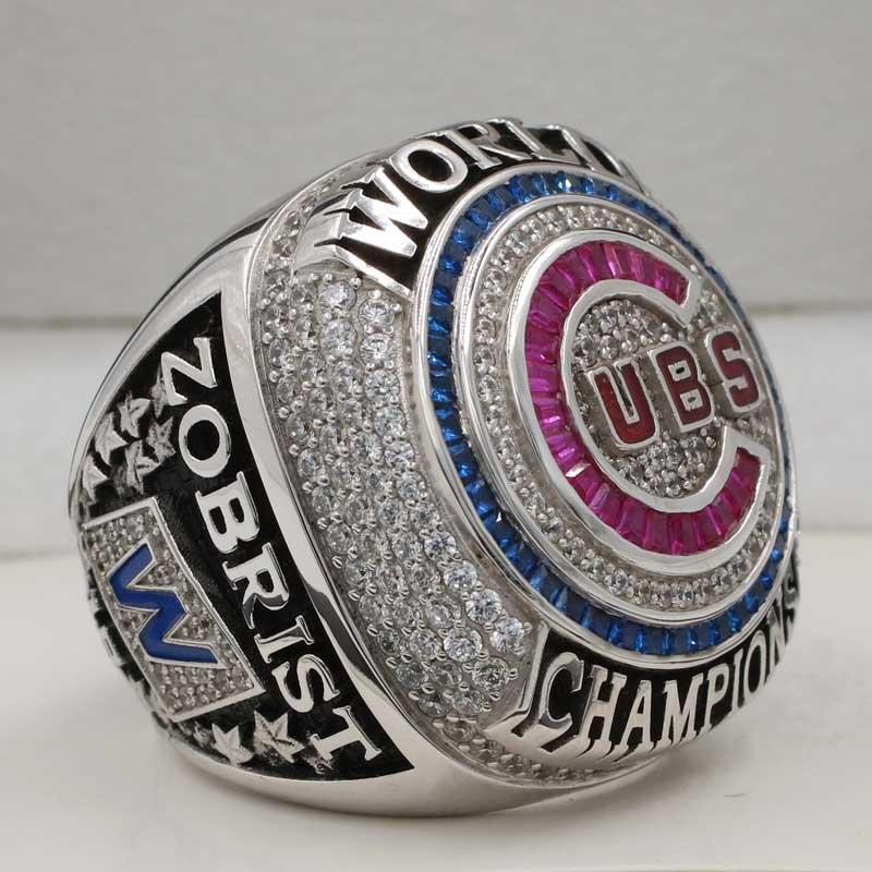 2016 Chicago Cubs World Series Championship Ring Best