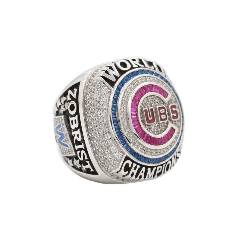 cubs world series ring 2016