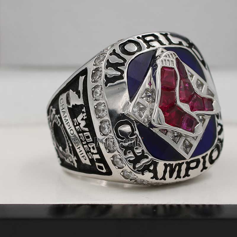 2007 red sox championship ring