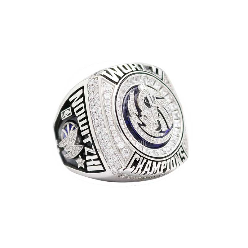 Mavericks  Championship Ring
