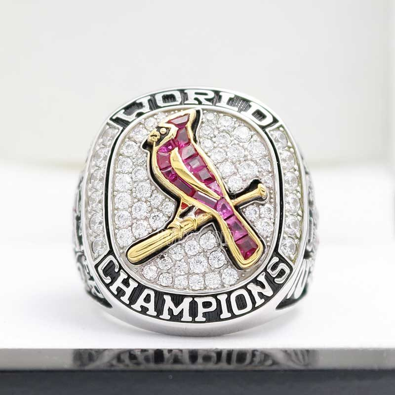 world series ring 2011