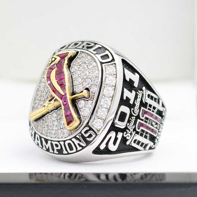 replica world series ring 2011