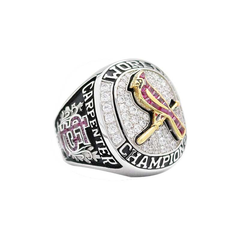 2011 cardinals world series ring