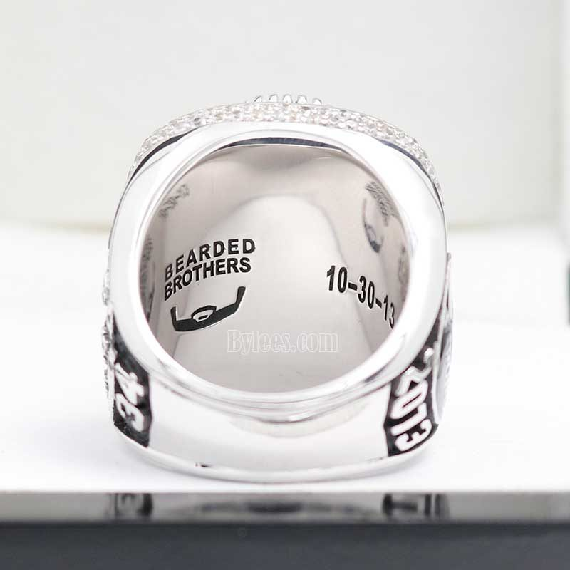 boston red sox world series ring 2013