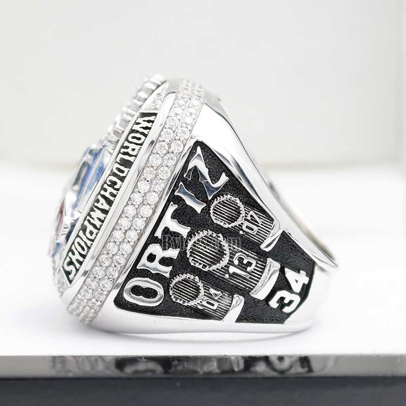 boston red sox ring 2013