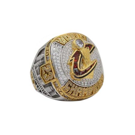 lebron james cavs ring