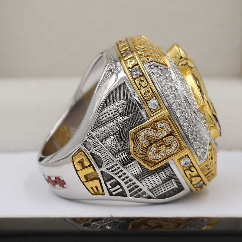 lebron james ring 2016