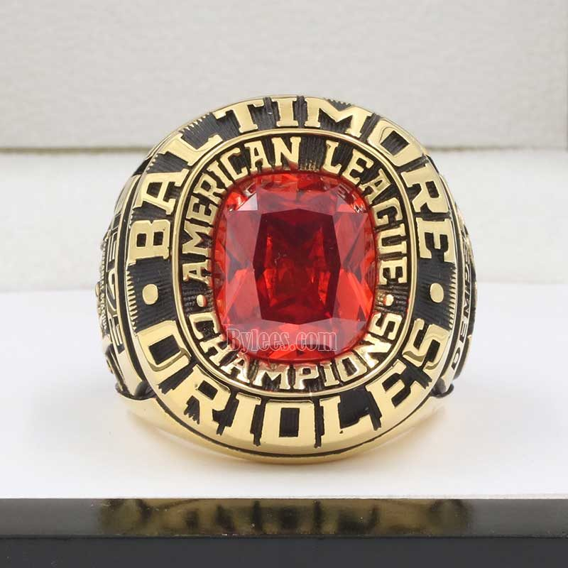 1979 Baltimore Orioles Championship Ring