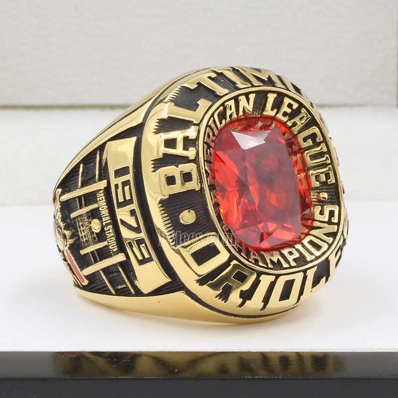 Baltimore Orioles Ring 1979