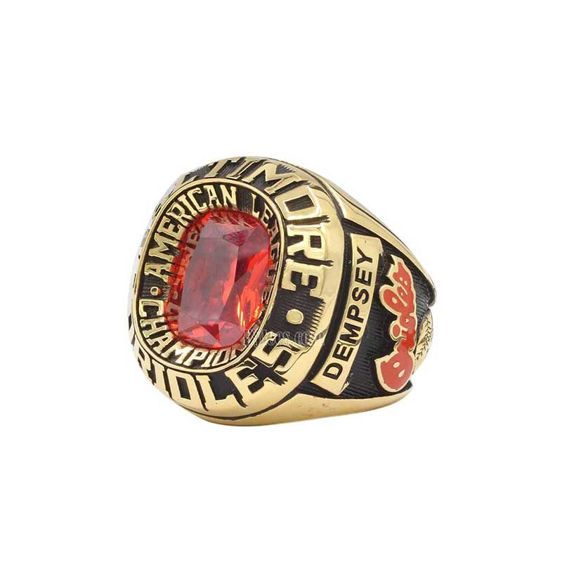 Orioles Ring 1979