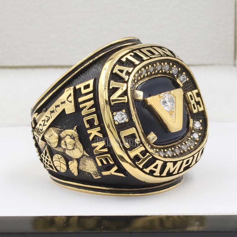 1985 Villanova National Championship Ring