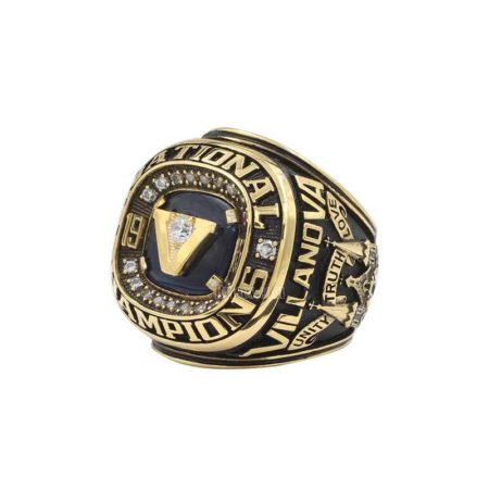 1985 Villanova Wildcats Basketball National Championship Ring