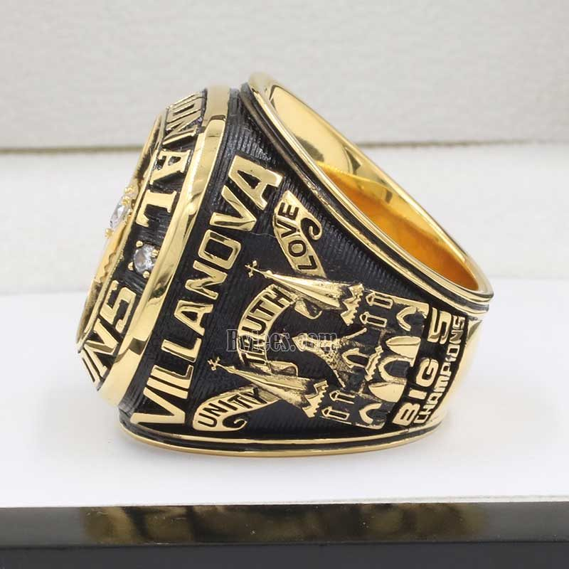 1985 Villanova Basketball National Championship Ring