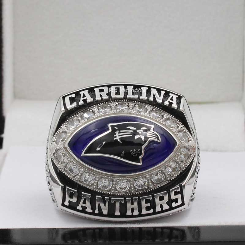 Carolina Panthers Championship Ring 2003