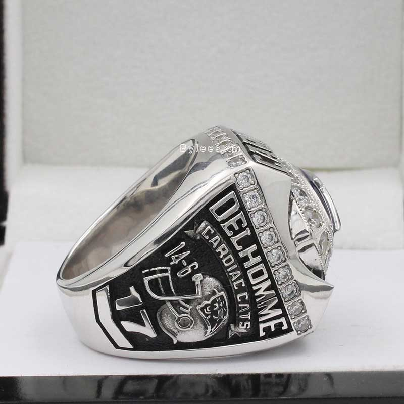 2003 Carolina Panthers nfc Championship Ring