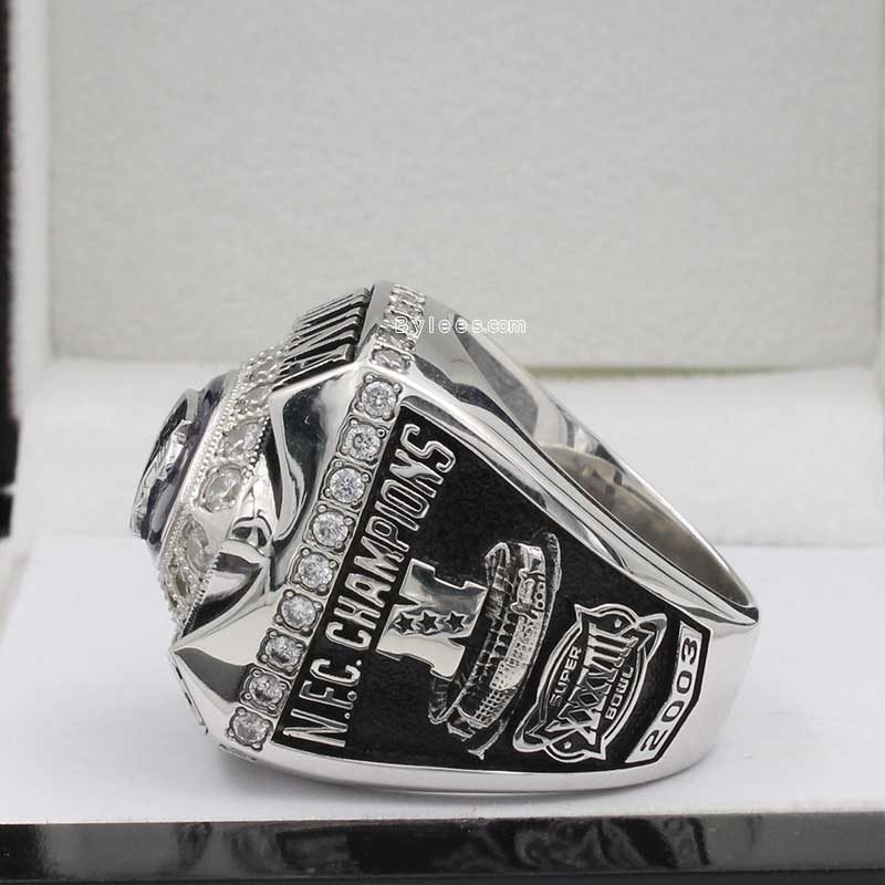 Carolina Panthers 2003 nfc Championship Ring
