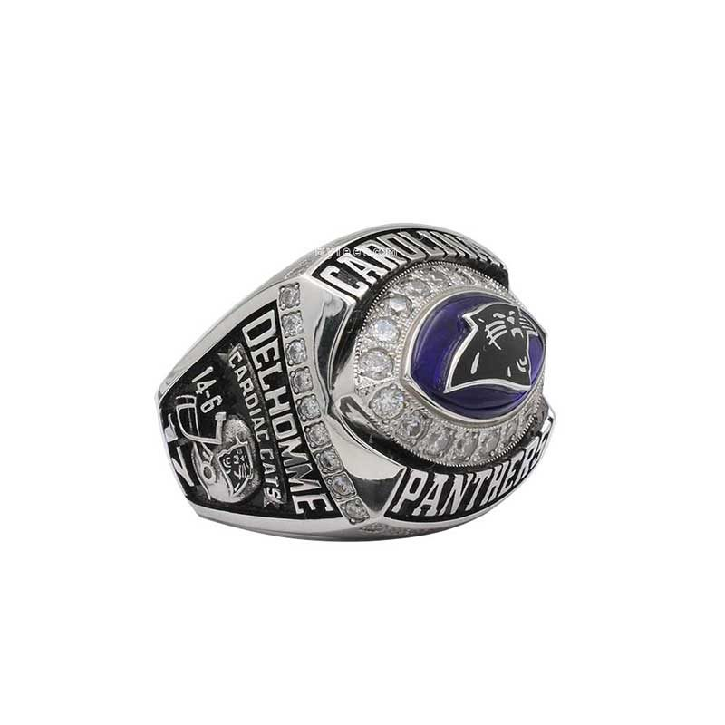 2003 nfc championship ring