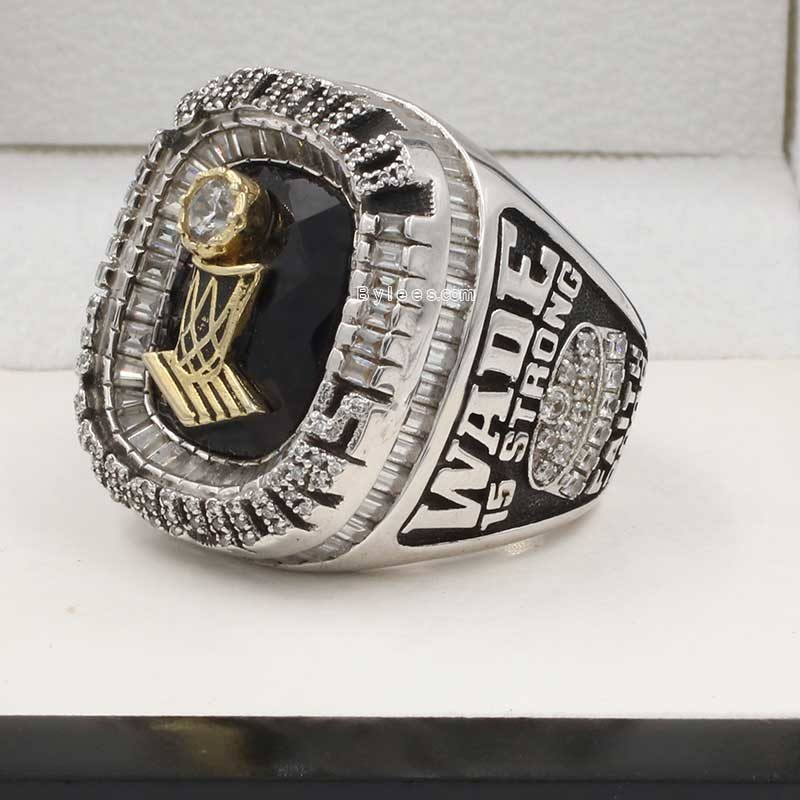 2006 miami heat ring