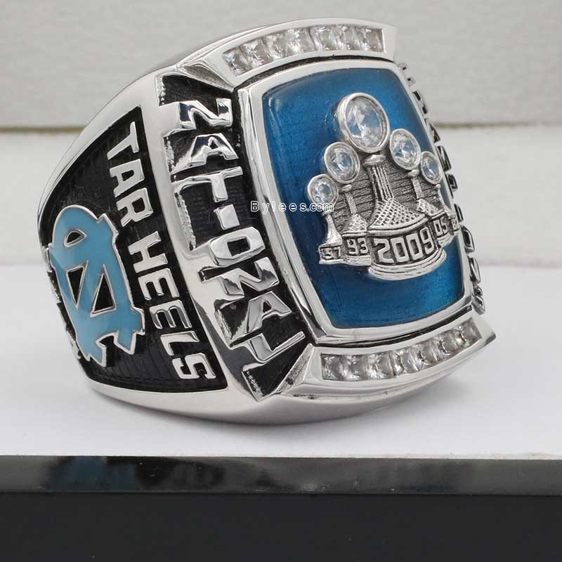 2009 North Carolina Baseketball championship ring