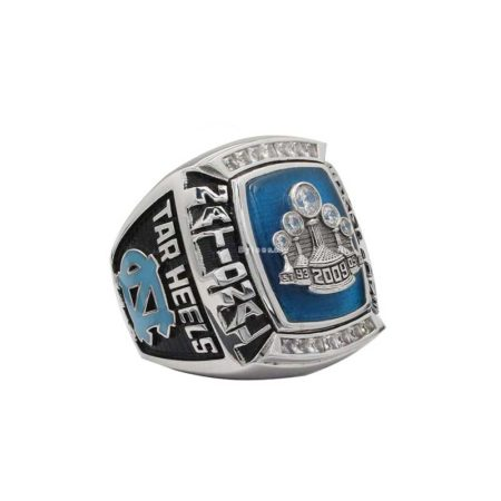 2009 North Carolina Tar Heels Championship Ring