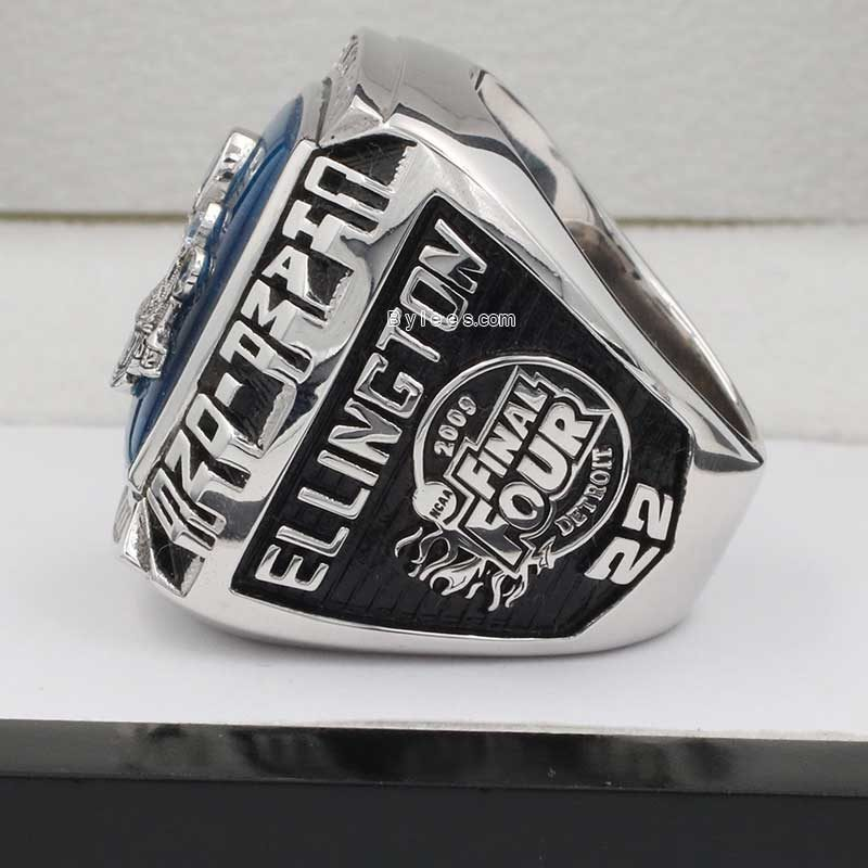 2009 North Carolina Tar Heels Baseketball Championship Ring