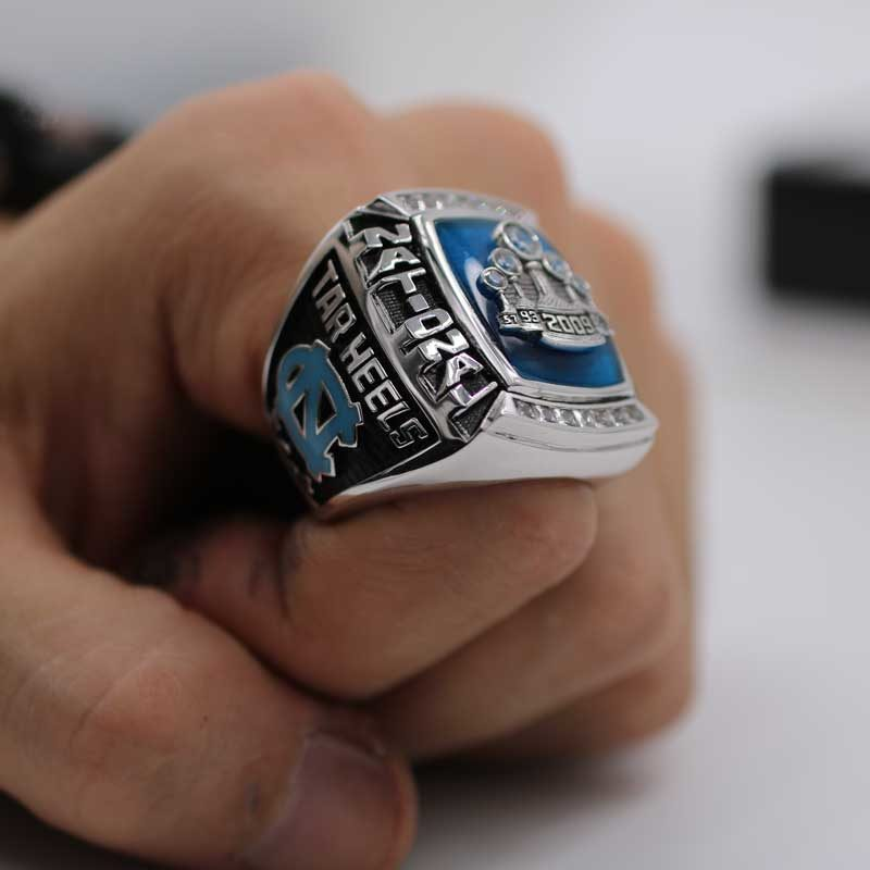 2009 Tar Heels Basketball National Championship Ring
