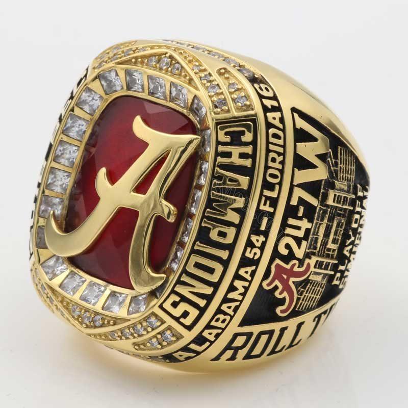 2016 sec championship ring