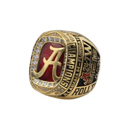 2016 Alabama SEC Championship Ring