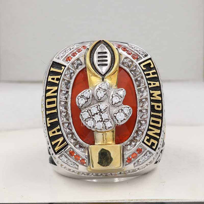 2016 Clemson University Football National Championship Ring