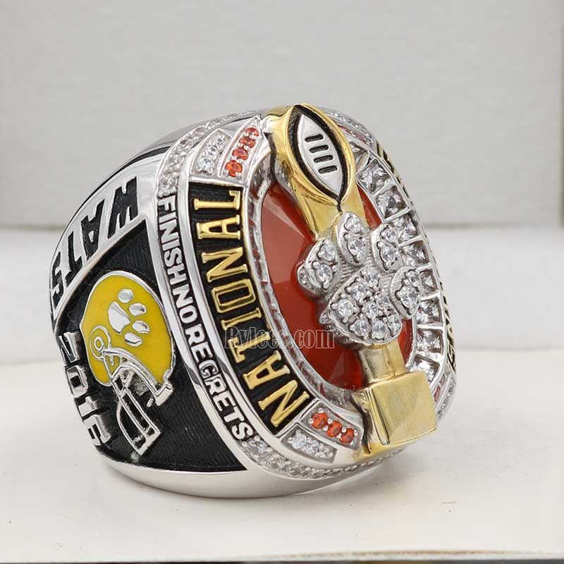 Clemson 2016 Football National Championship ring