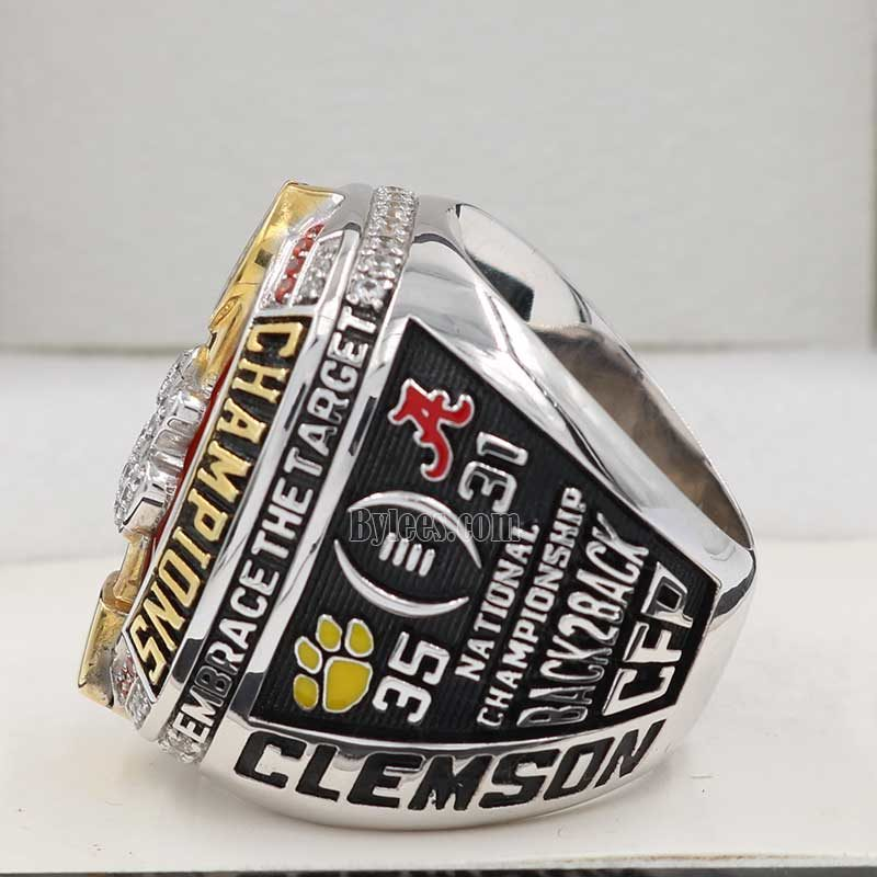 Clemson University Football National Championship Ring 2016