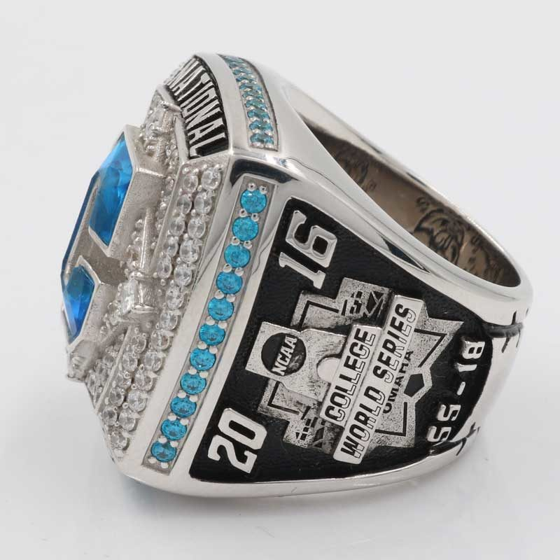 2016 Chanticleers Baseball National Championship Ring