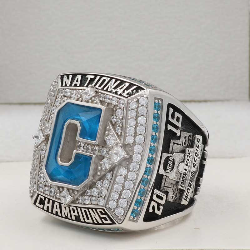 2016 Coastal Carolina University Baseball National Championship Ring