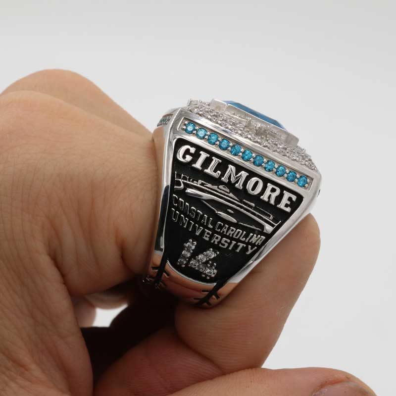 2016 CCU world Series Championship Ring