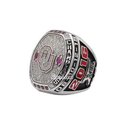 Oklahoma 2016 Championship Ring