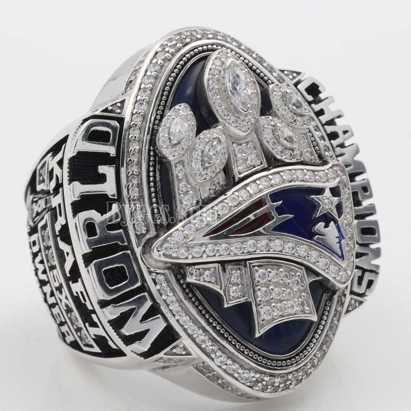 overview of robert kraft super bowl ring 2016