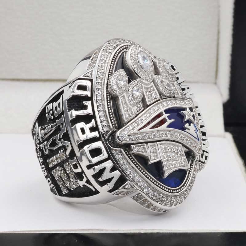 tom brady superbowl rings 2016
