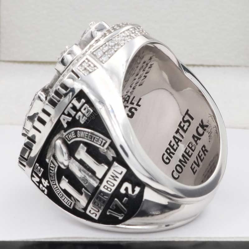 tom brady championship rings 2016