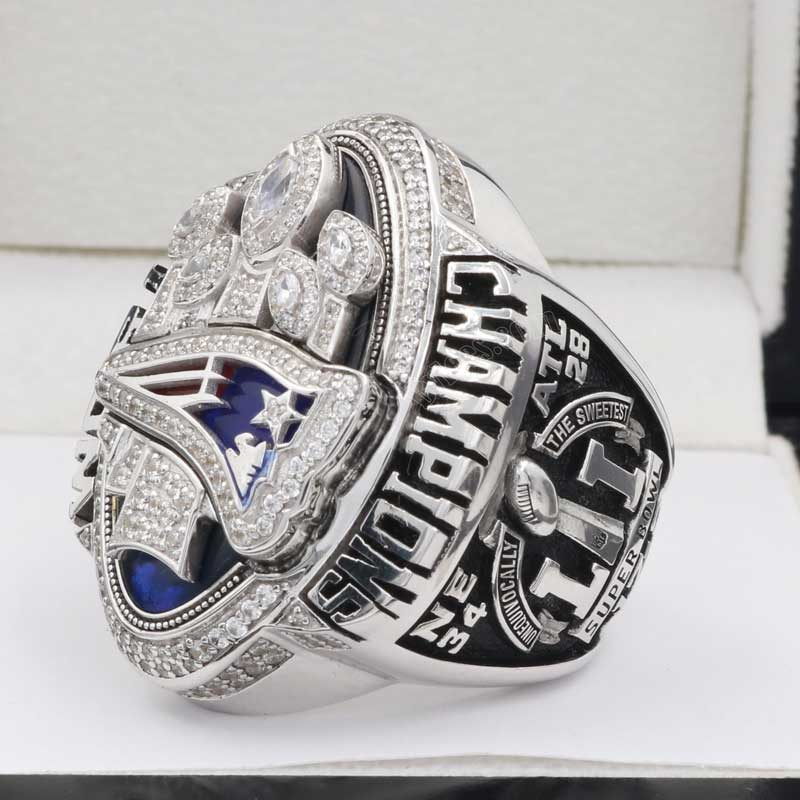 New England Patriots Championship Ring 2016
