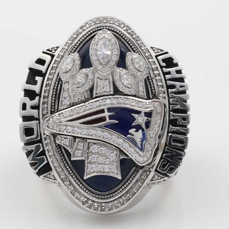 new england patriots rings 2016