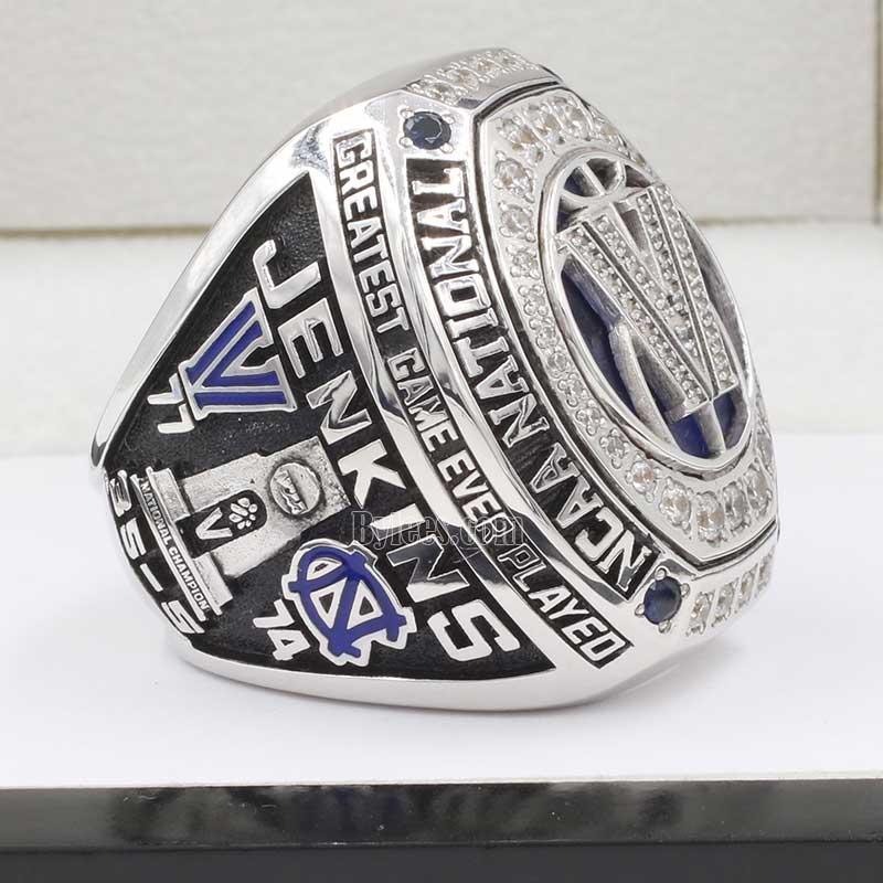 2016 Villanova Wildcats Basketball National Champions Ring