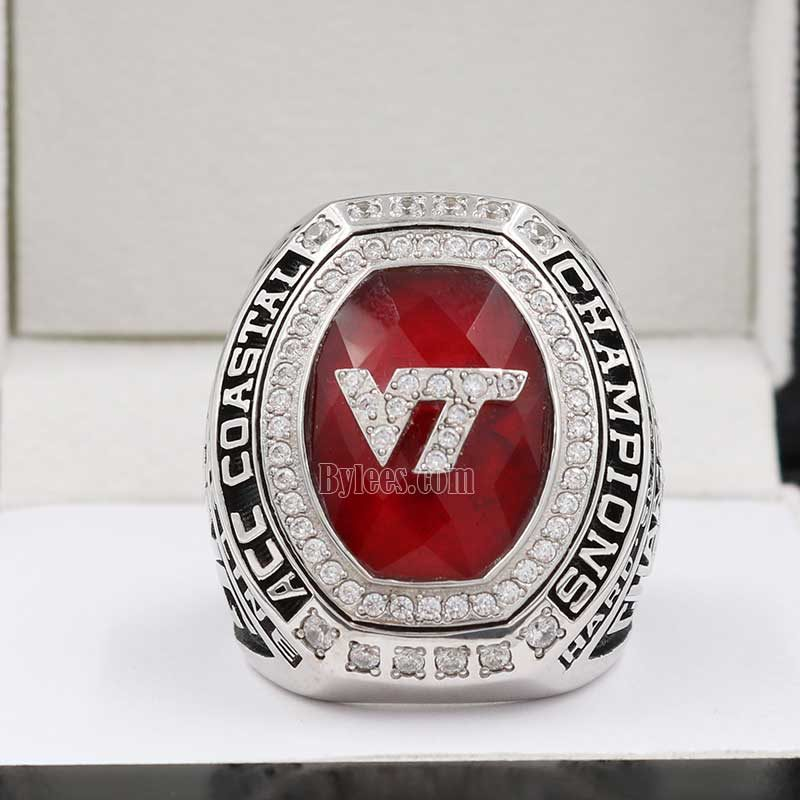 2016 Virginia Tech Championship Ring